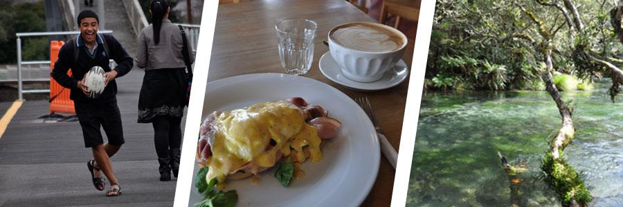 Good NZ (People, Cafes, Landscape)