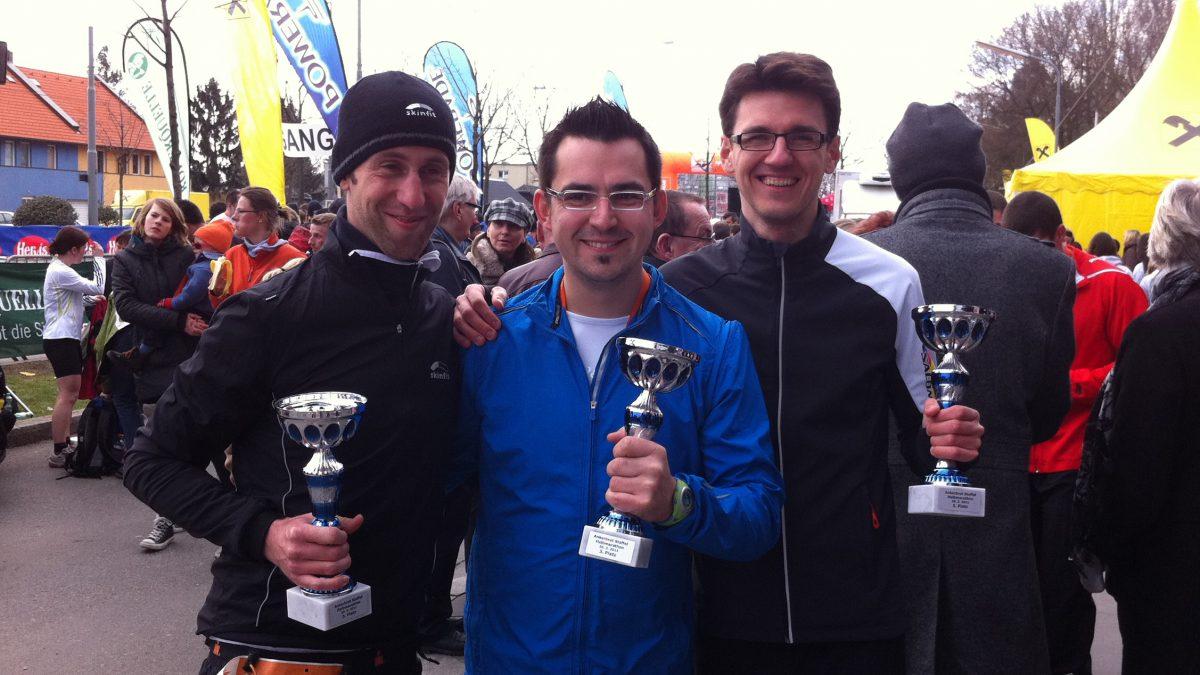 Staffel-Halbmarathon 2011