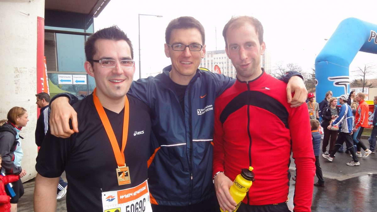 Staffel-Halbmarathon 2010