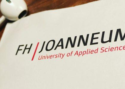 FH Joanneum Studienplatzzusage