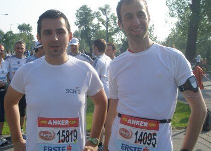 Vienna City Marathon 2008