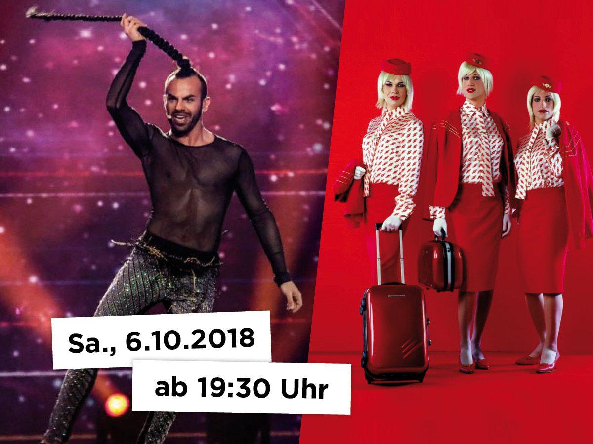 """OGAE Austria Event """"ESC Live & Covercontest"""""""