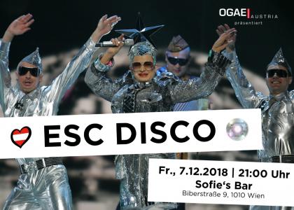 Vorschau ESC Disco