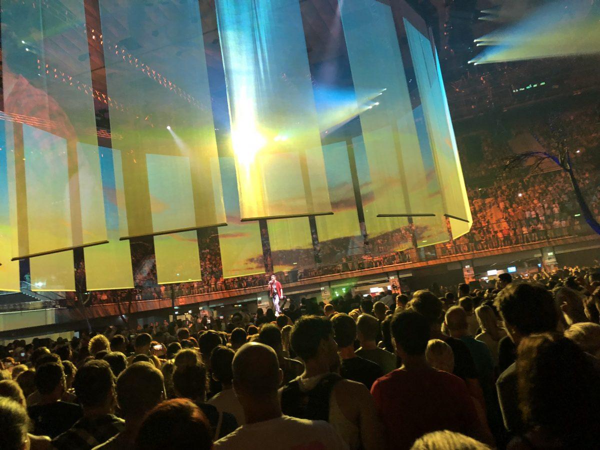 Live in der Wiener Stadthalle: Justin Timberlake