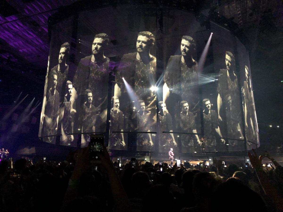 Justin Timberlake, Stadthalle/Wien