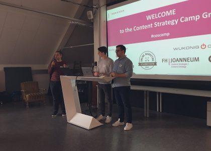 Barcamp Opening